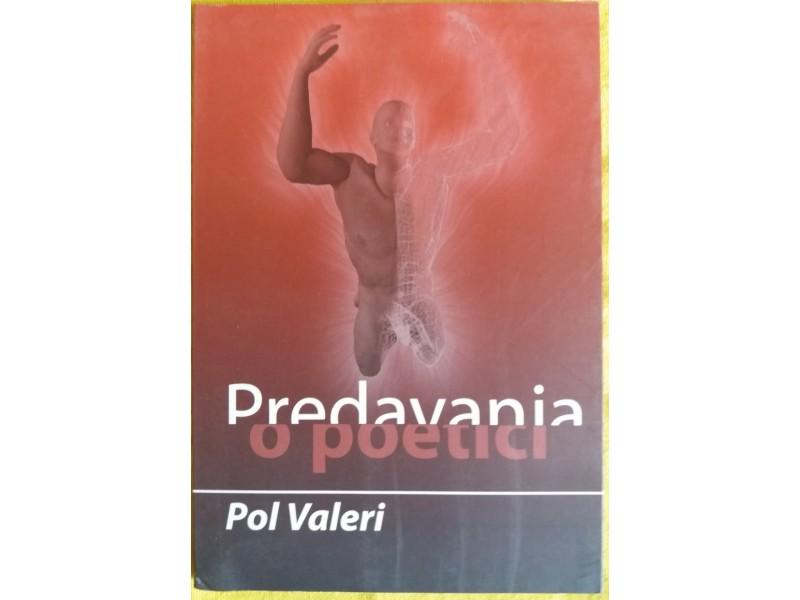 Predavanja o poetici  Pol Valeri