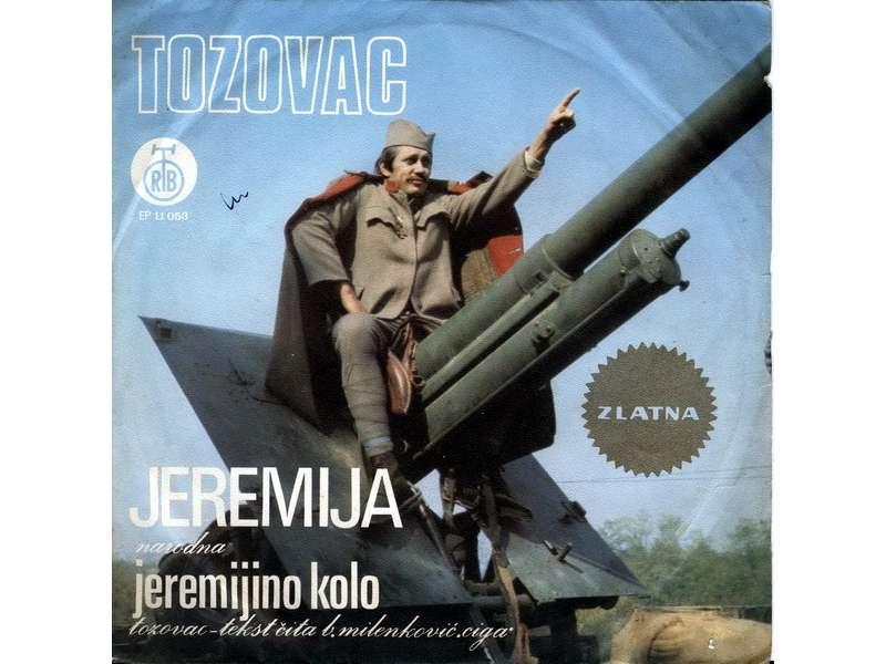 Predrag Živković - Tozovac - Jeremija