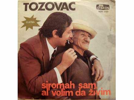 Predrag Živković - Tozovac - Siromah Sam, Al` Volim Da Živim