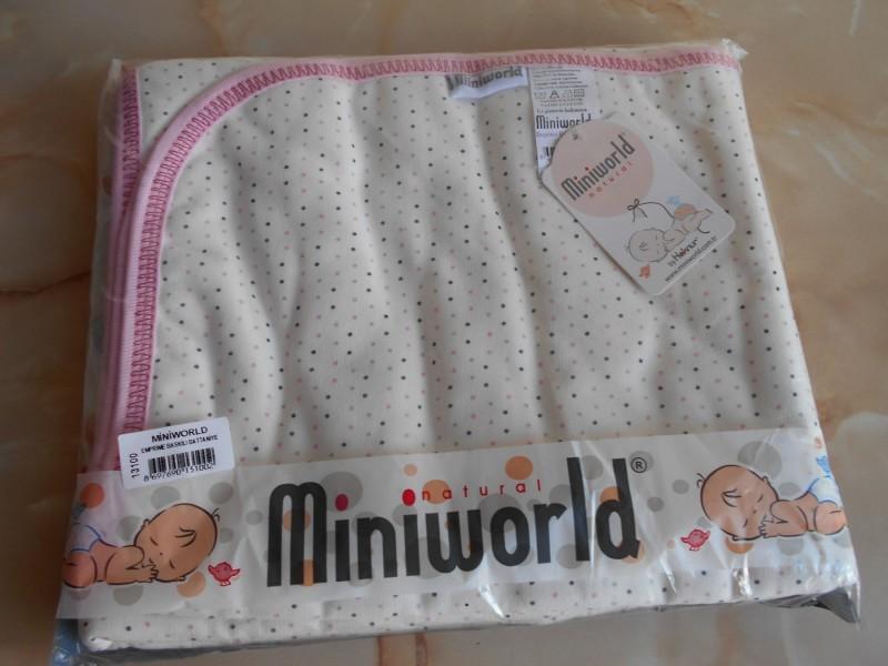 Prekrivac-Cebe za bebe(Letnje),100%Pamuk,Tufne