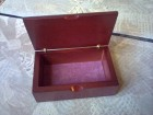 Prelepa drvena skrinja za nakit (De lux) (novo)