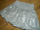 Prelepa italijanska suknja sa fliterima 9-12 M-kao NOVA