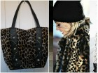 Prelepa torba u leopard printu - KAO NOVA