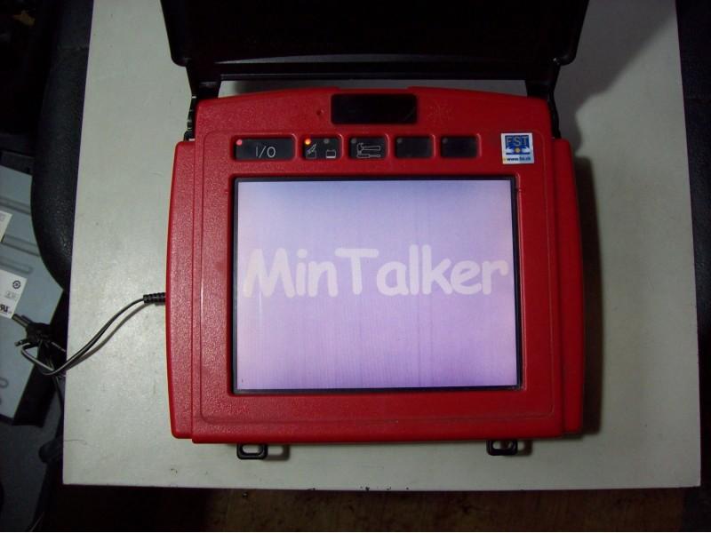 Prentke Romich  Mini Talker  SB2  iz  2006 godine