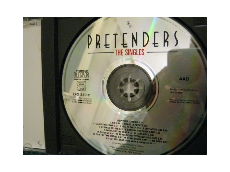Pretenders, The - The Singles