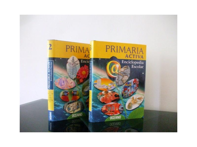 Primaria Activa. Enciclopedia Escolar 2/3, nova