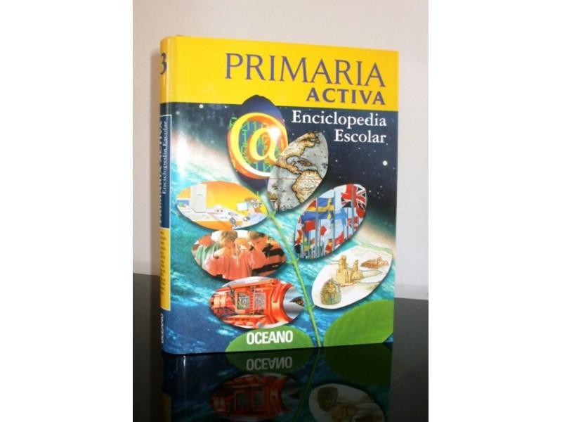 Primaria Activa. Enciclopedia Escolar 3, nova