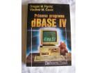 Primena programa dBASE IV, D.Pantić i V.Ćosić