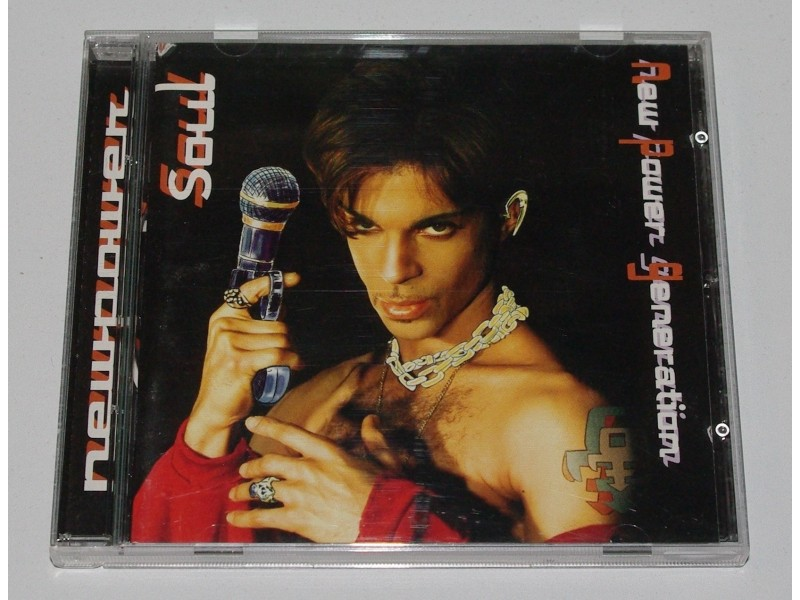 Prince - New Power Generation - Newpower Soul