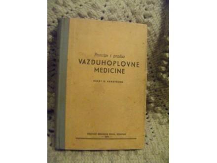 Principi i praksa vazduhoplovne medicine, hari amstrong