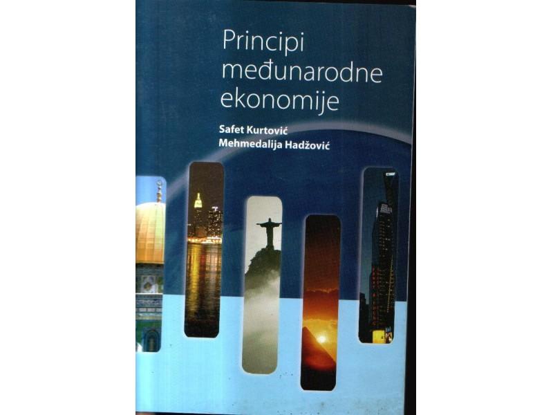 Principi međunarodne ekonomije -  Safet Kurtović