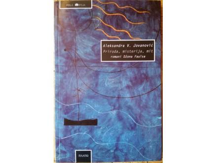 Priroda, misterija, mit  romani Džona Faulsa  Jovanović
