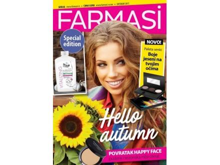 Prirodna kozmetika FARMASI