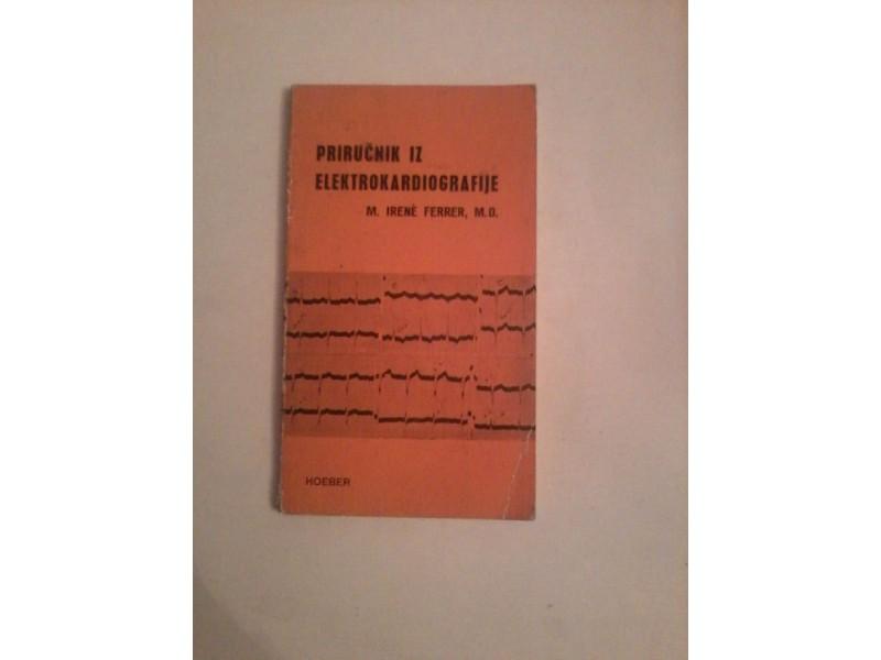 Priručnik iz elektrokardiografije, Ferrer