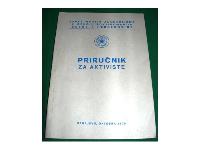 Priručnik za aktiviste