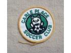 Prišivak: Carle Place `Frogs` Soccer Club (USA)