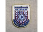 Prišivak: National Soccer Hall of Fame Oneonta NY (USA)
