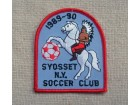 Prišivak: Syosset Soccer Club NY (USA)