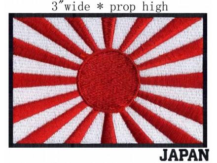 Prišivak (sevron) Imperial Japanese Flag