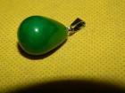 Privezak od zelenog aventurina