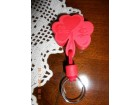Privezak za ključeve - detelina