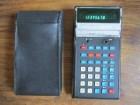 Privileg SR58D-NC - stari kalkulator iz 1976. godine