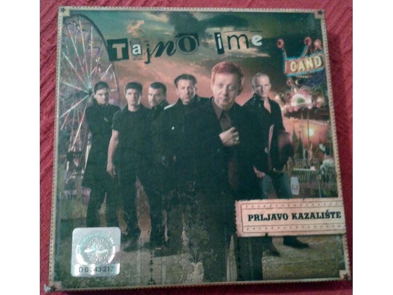 Prljavo Kazalište: Tajno ime (DUPLI CD u kutiji)