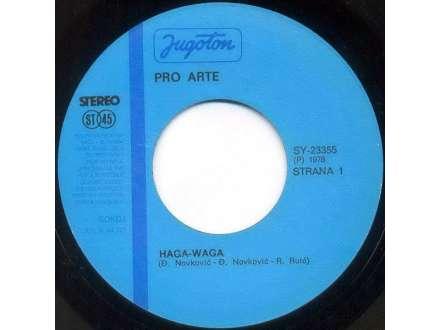 Pro Arte (2) - Haga-Waga / Reci Tati Rođena