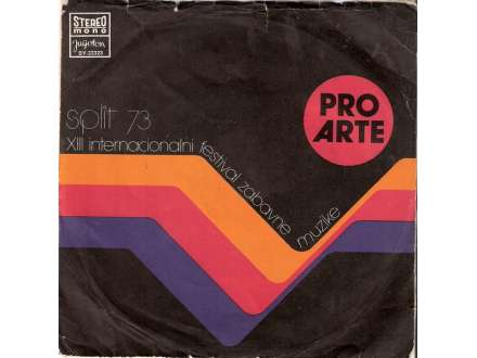 Pro Arte (2) - Marina / Ćin, Ćin