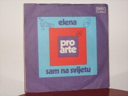 Pro Arte - Elena / Sam na svijetu