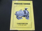 Procesna tehna Chesterton system one pumps