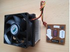 Procesor AMD Athlon XP2200+ 1.8 soc 462 + Cooler Master