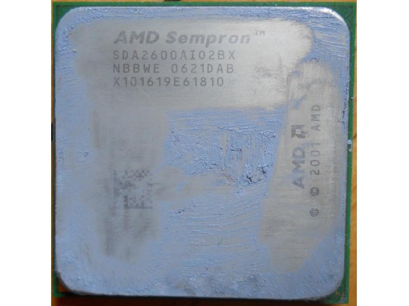 Procesor AMD Sempron 64 2600+  sa Kulerom , S 754