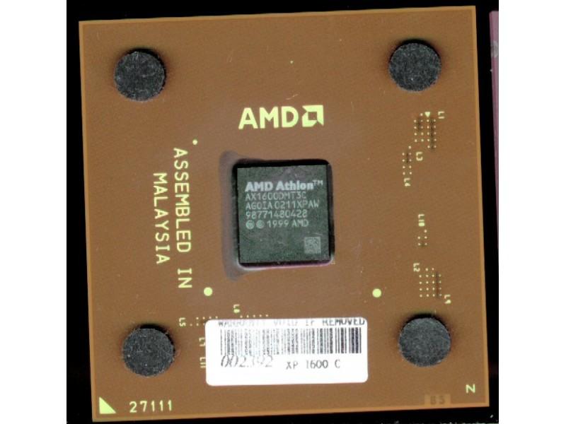 Procesor Athlon 1600+