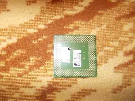 Procesor Intel PGA 370 566Mhz - neispitan