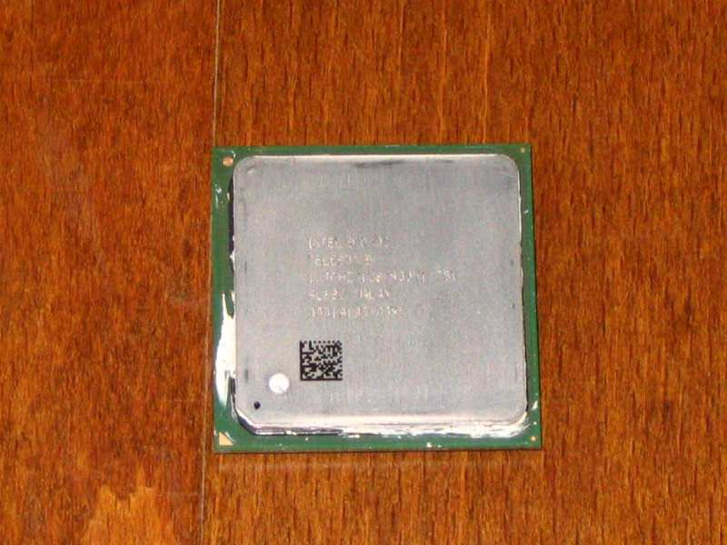 Procesor Intel Socket 478