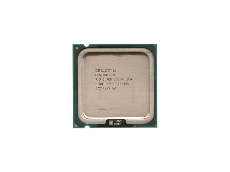 Procesor Pentium D915