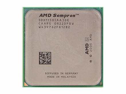 Procesor Sempron LE-1150 AM2