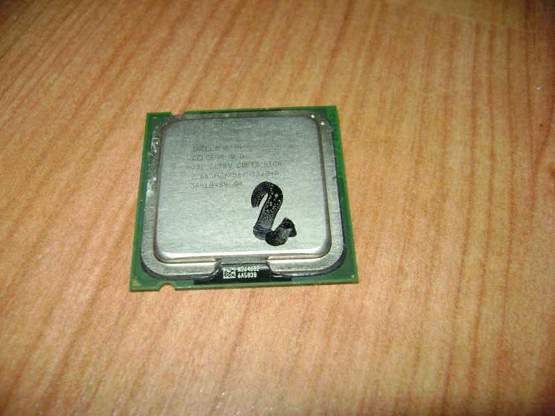 Procesor za 775soc,, Celeron D 2666mhz,533 mag