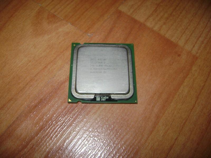 Procesor za 775soc,Celeron D 3060mhz,533 mag