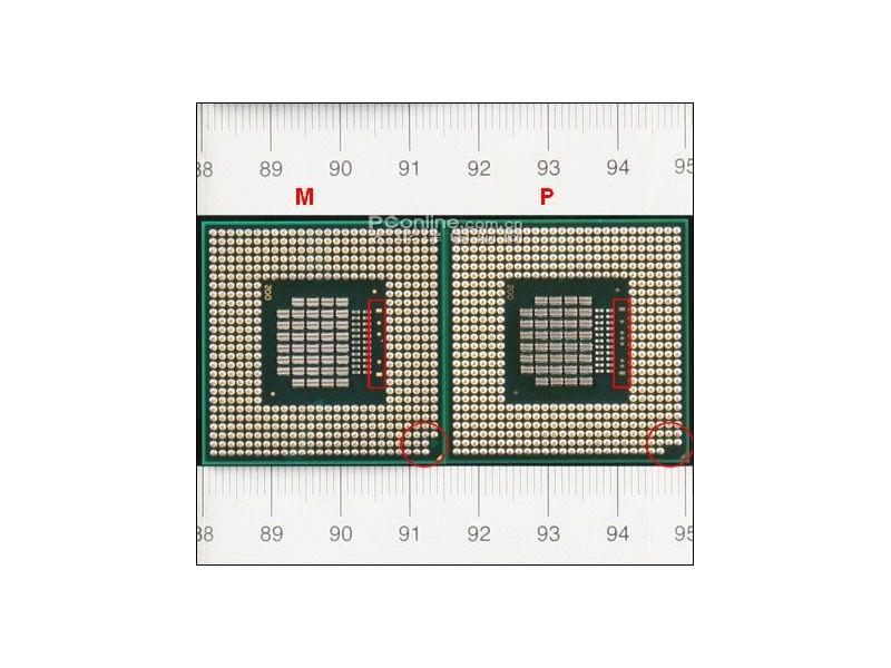 Procesor za laptop Core2 Duo T5550