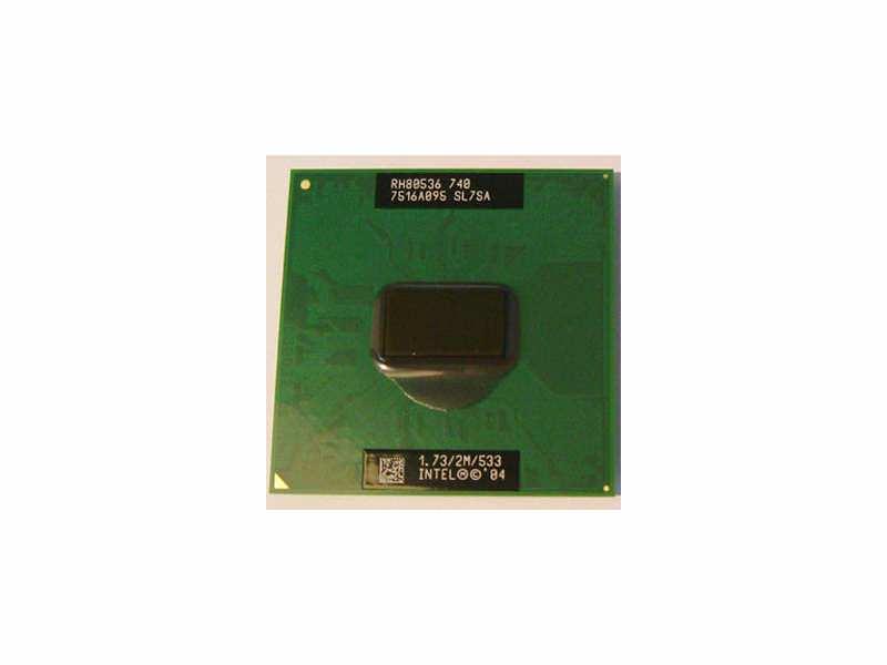 Procesor za notebook Pentium M740