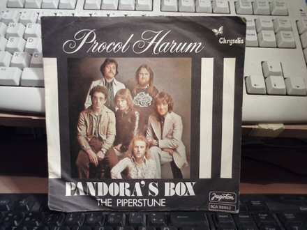 Procol Harum - Pandora`s Box