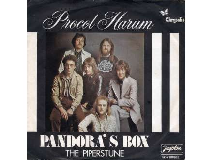Procol Harum - Pandora`s Box