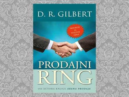 Prodajni ring, Dragiša Ristovski (D.R.Gilbert)