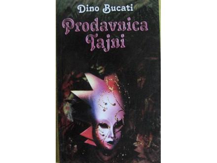 Prodavnica tajni  Dino Bucati