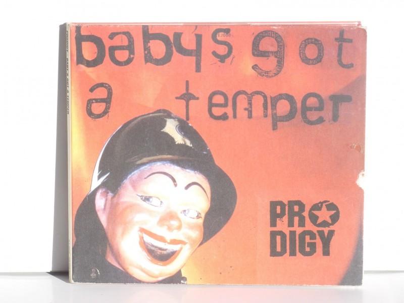 Prodigy – Baby`s Got A Temper