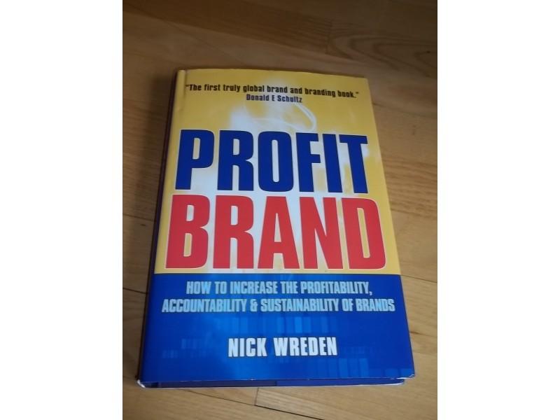 Profit Brand - Nick Wreden