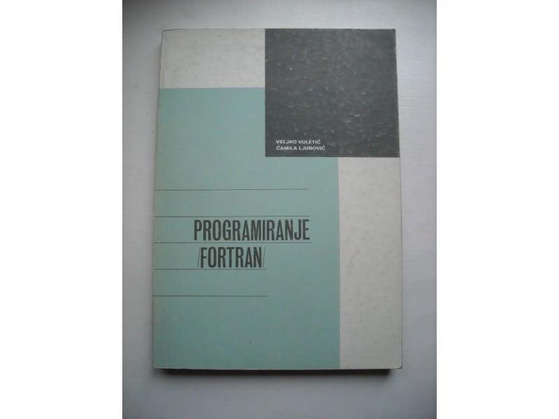 Programiranje-fortran, Vuletić/Ljubović