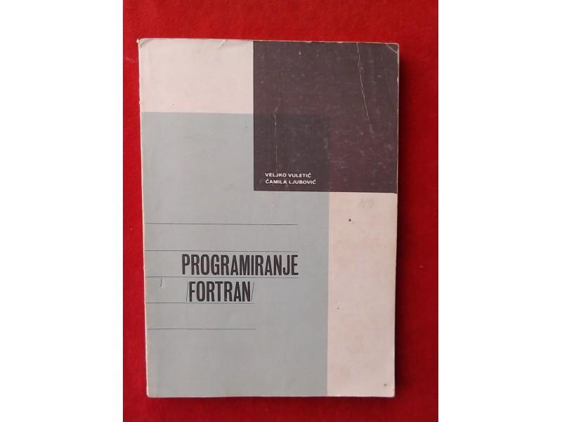 Programiranje  fortran